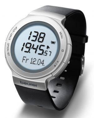 Часы многофункциональные Beurer PM80 черный