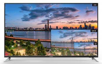 Телевизор Hyundai H-LED55U601BS2S