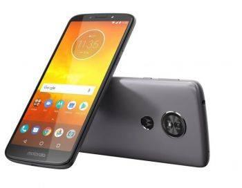 Смартфон Motorola E5+ XT1924-1 32ГБ серый (PABA0023RU)