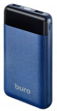 Мобильный аккумулятор BURO RC-16000-DB темно-синий