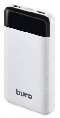 Мобильный аккумулятор BURO RC-16000-WT белый