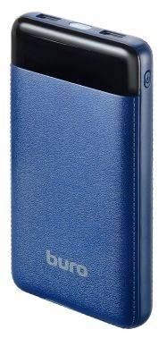 Мобильный аккумулятор BURO RC-21000-DB темно-синий