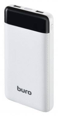 Мобильный аккумулятор BURO RC-21000-WT белый