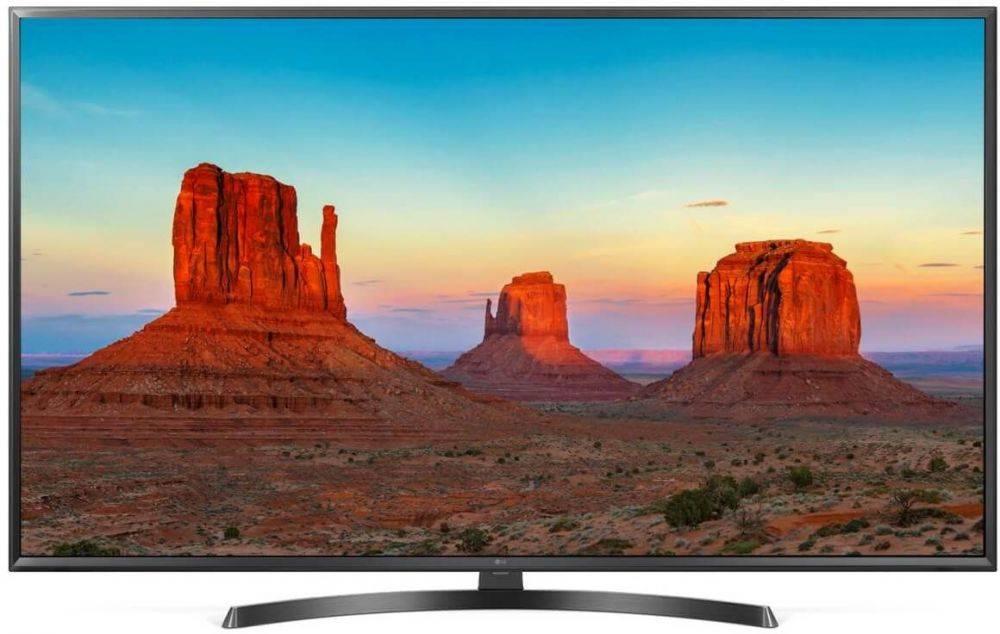 Телевизор LG 49UK6450PLC - фото 1