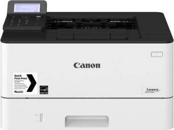 Принтер Canon i-Sensys LBP214dw белый/черный (2221C005)