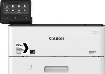 Принтер Canon i-Sensys LBP215x белый/черный (2221C004)