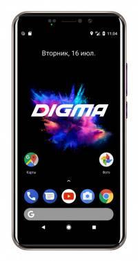 Смартфон Digma Linx Pay 4G 16ГБ золотистый (LS5053ML)
