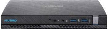 Неттоп Asus E520-B063M черный (90MS0151-M00630)
