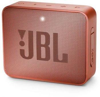 Колонка портативная JBL GO 2 коричневый (JBLGO2CINNAMON)