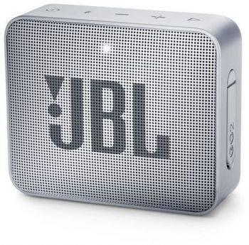 Колонка портативная JBL GO 2 серый (JBLGO2GRY)