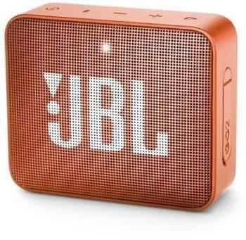Колонка портативная JBL GO 2 оранжевый (JBLGO2ORG)