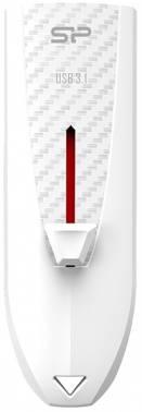 Флешка Silicon Power Blaze B25 32ГБ USB3.1 белый (SP032GBUF3B25V1W)