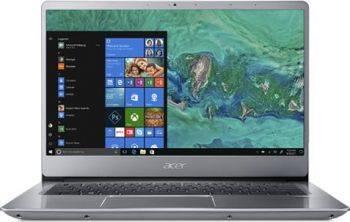 """Ультрабук 14"""" Acer Swift 3 SF314-54-32M8 серебристый (NX.GXZER.011)"""