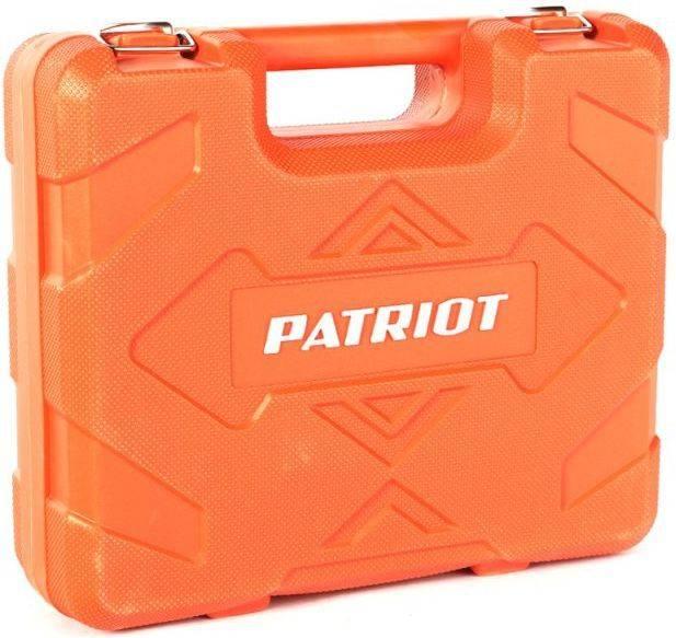 Дрель-шуруповерт Patriot THE ONE BR 201Li-h (180201408) - фото 12