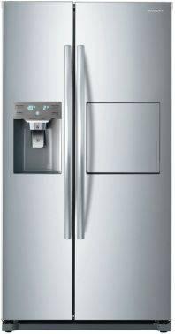 Холодильник Daewoo FRN-X22F5CS серебристый