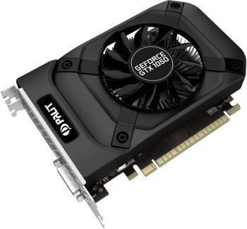 Видеокарта Palit GTX 1050 StormX 3072 МБ (NE51050018FE-1070F)