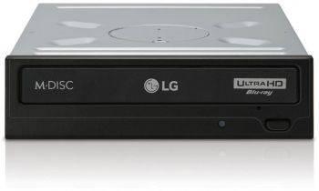 Оптический привод LG BH16NS60 черный SATA