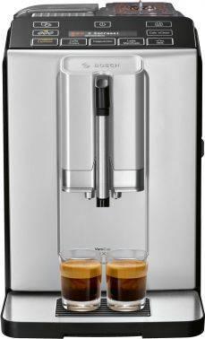 Кофемашина Bosch TIS30321RW серебристый