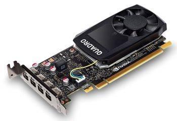 Видеокарта Dell Quadro 4096 МБ (490-BDXO)
