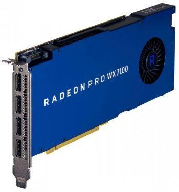 Видеокарта Dell Radeon Pro 8192 МБ (490-BDRL)
