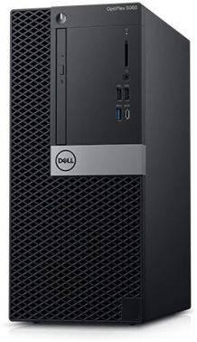 Компьютер Dell Optiplex 5060 черный (5060-7625)
