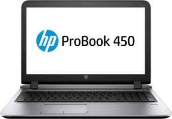 """Ноутбук 15.6"""" HP ProBook 450 G3 черный (3KX96EA)"""