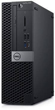 Компьютер Dell Optiplex 5060 черный (5060-7649)