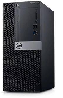 Компьютер Dell Optiplex 7060 черный/серебристый (7060-7694)