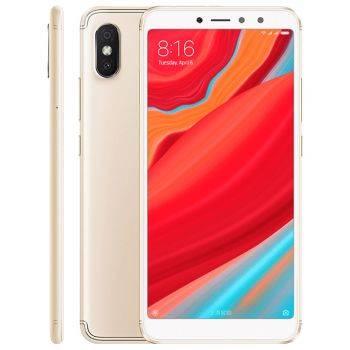 Смартфон Xiaomi Redmi S2 64ГБ золотистый