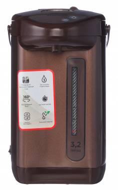 Термопот Starwind STP4186 черный/коричневый