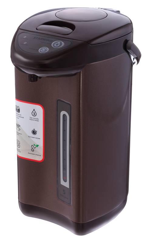 Термопот Starwind STP5171 коричневый - фото 1