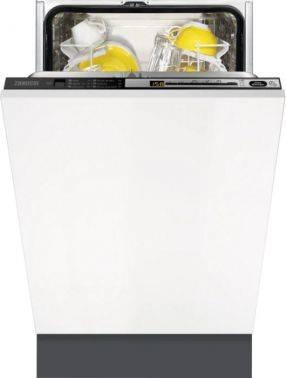 Посудомоечная машина Zanussi ZDV91506FA белый