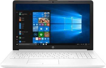 "Ноутбук 15.6"" HP 15-da0198ur белый (4AZ44EA)"