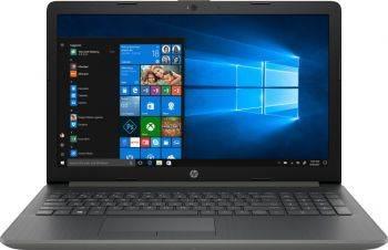 """Ноутбук 15.6"""" HP 15-da0197ur серый (4AZ43EA)"""