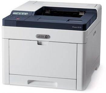 Принтер Xerox Phaser 6510N белый (6510V_N)