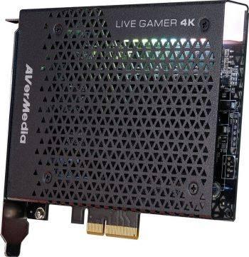 Карта видеозахвата PCI-E Avermedia LIVE GAMER 4K GC573 (LIVE GAMER 4K)