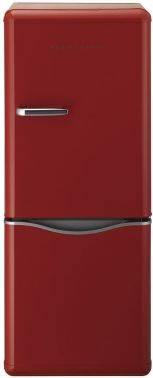 Холодильник Daewoo BMR-154RPR красный