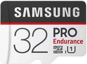 Карта памяти microSDHC 32Gb Class10 Samsung PRO Endurance (MB-MJ32GA/RU)