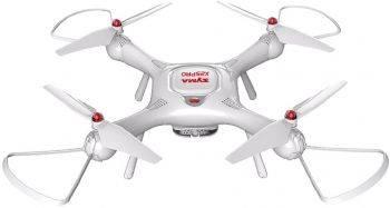 Квадрокоптер SYMA X25 pro белый