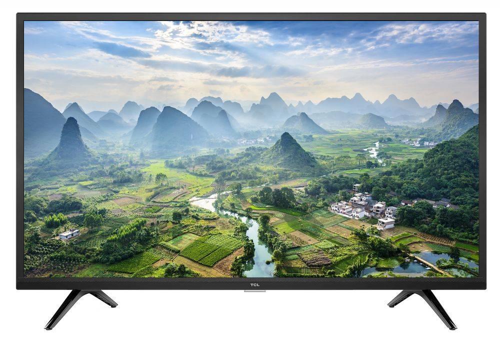 Телевизор TCL LED32D3000 черный - фото 1