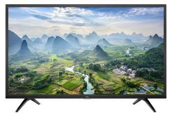 Телевизор TCL LED32D3000 черный