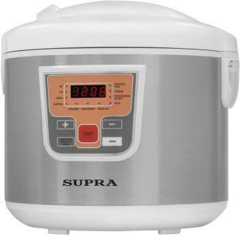 Мультиварка Supra MCS-5110 серебристый