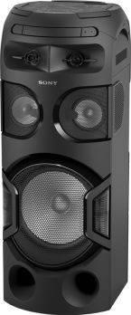 Минисистема Sony MHC-V71D черный (MHCV71D.RU1) - фото 4