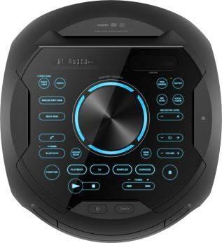 Минисистема Sony MHC-V71D черный (MHCV71D.RU1) - фото 5