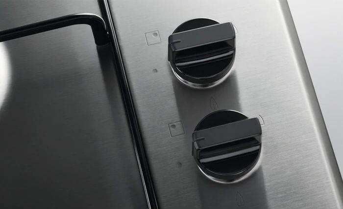 Газовая варочная поверхность Zanussi GPZ262HB нержавеющая сталь - фото 6