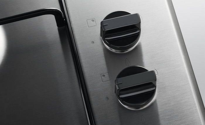 Газовая варочная поверхность Zanussi GPZ262HX нержавеющая сталь - фото 2