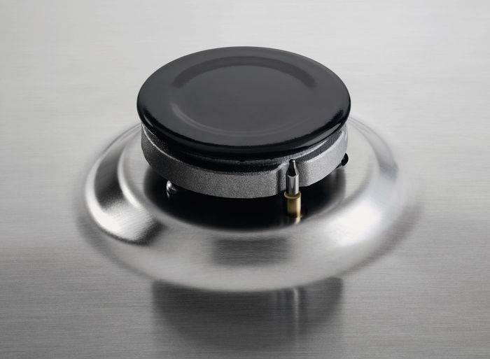 Газовая варочная поверхность Zanussi GPZ262HX нержавеющая сталь - фото 3