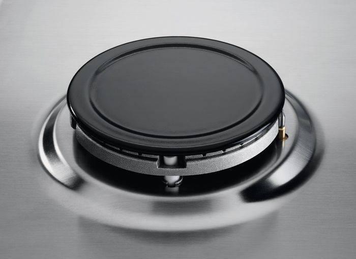 Газовая варочная поверхность Zanussi GPZ262HX нержавеющая сталь - фото 6