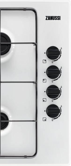 Газовая варочная поверхность Zanussi GPZ262HW белый - фото 5