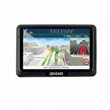 """GPS-навигатор Lexand CD5 HD 5"""" черный (CD5 HD CLICK&DRIVE)"""